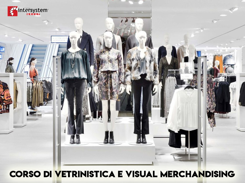 Intersystem Group - Corso di Vetrinistica e Visual Merchandising - Commercity