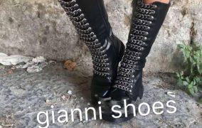 Gianni Shoes - Commercity